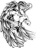 COURTWIND ANGEL SPIRIT NAMED DELED :: PROTECTOR, GUARDIAN, GUIDE