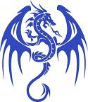 BLUE DRAGON ~ DIVERSIFIED MAGICKAL TALENTS ~ MANY POWERS :: PERAS (C5)
