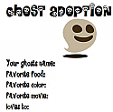 Ghost Adoption - A Fun Game That Comes With A Real Charging Bag & Imbued Charm