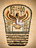 An Egyptian Pyramid - 3 Scarabs & 3 Meanings