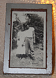 PARANORMAL ARTIFACT :: VINTAGE ROMANTIC COUPLE PHOTOGRAPH (CLASS 5, TIER 3)