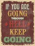 HITCHHIKER THROUGH HELL :: MOTIVATION, WILLPOWER, INGENUITY