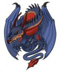 Blue Dragon Spell Enchanted With The Blue Dragon Magic