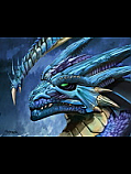 HYBRID :: MAYA DRAGON© :: STAUCHA :: ILLUSION & MAGICK (CLASS 5, TIER 3)