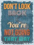 Don't Look Back Spell for Resolutions Of All Things In The Past