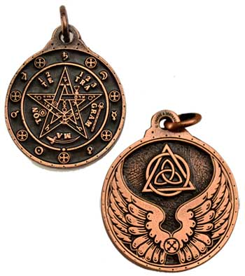 Tetragrammaton Copper Color