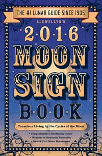 2017 Moon Sign Book