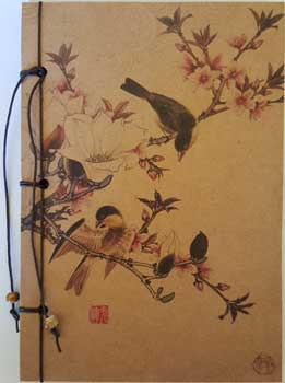 Bird String Bound Journal