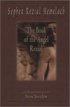 Book Of The Angel Rezial