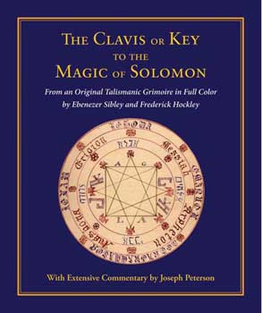 Clavis Or Key To The Magic (Hc)