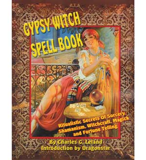 Gypsy Witch Spellbook