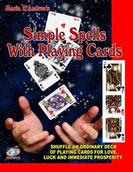 Simple Spells W/ Playing Cards