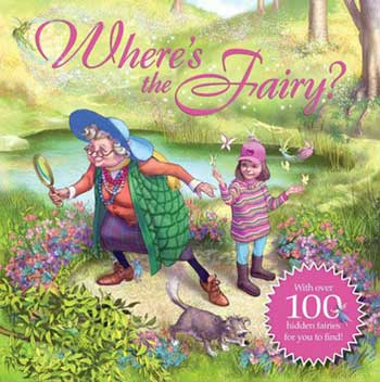 Where's The Fairy (Hc)