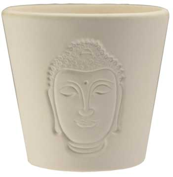 Buddha Shadow Votive