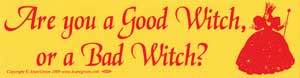 Are You A Good Witch