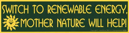 Switch To Renewable