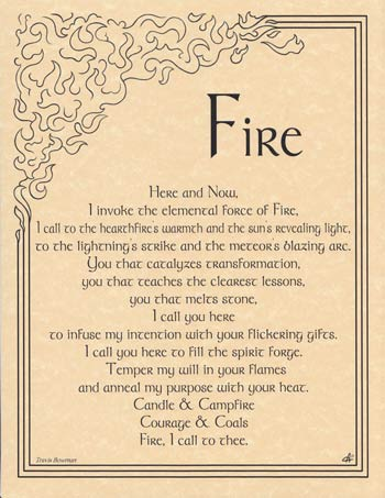 Fire Invocation