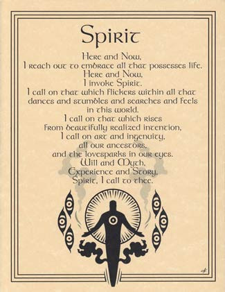 Spirit Invocation