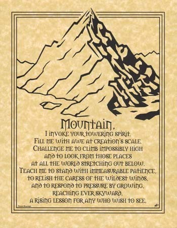 Mountain Prayer