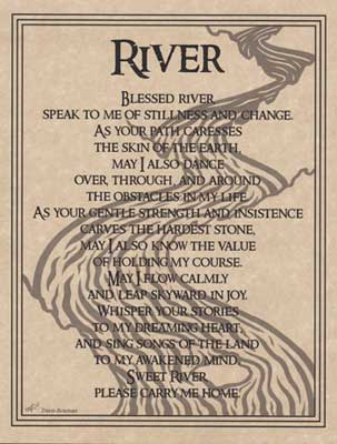 River Prayer