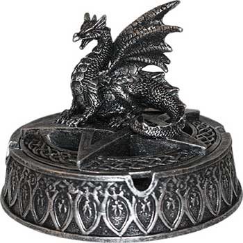 Pentagram Dragon Box