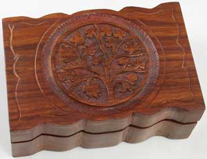 "Tree Of Life Box 4"" X 6"""