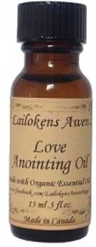 15ml Love Oil