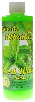 Basil Water 8oz