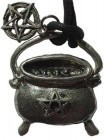 Cauldron With Pentacle