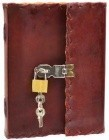 1842 Poetry Leather W/ Key