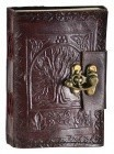 Tree Of Life Leather W/ Latch