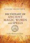 Dict. Ancient Magic Words (Hc)