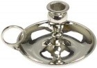 Nickel Chime Candle Holder