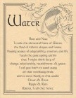 Water Evocation