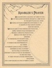 Rambler's Prayer