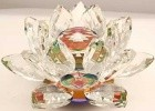 "2 1/2"" X 4 1/2"" Crystal Lotus"