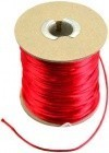 Red Rattail 2mm 1yd