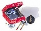 Red Calligraphy Set