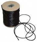 Black Satin 2mm 144yds