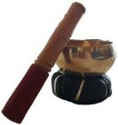 "4"" Tibetan Singing Bowl (Hand Made)"