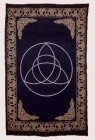 """Tapestry: Triquetra 72""""X108"""""""