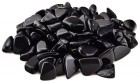 1 Lb Black Obsidian Tumbled