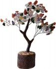 Mixed Gemstone Tree 160 Beads