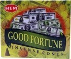 Good Fortune Hem Cone 10pk
