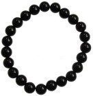 8mm Black Agate