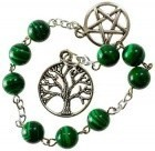 Malachite Prayer Beads