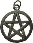 Plain Interwoven Pentacle