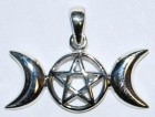 Triple Moon Pentagram