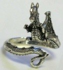 Ring Dragon Adjustable