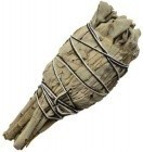 California White Sage Smudge 4""